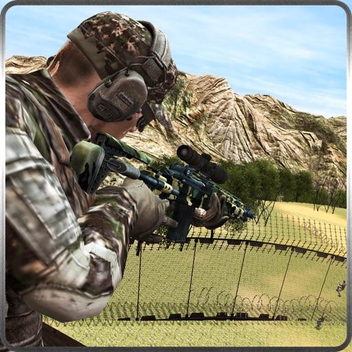 Clash of Border Police Sniper iOS App
