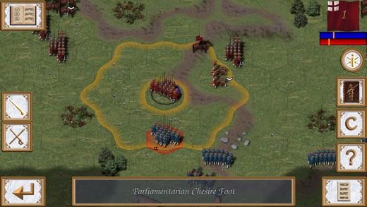 Fire and Fury: English Civil War Screenshot