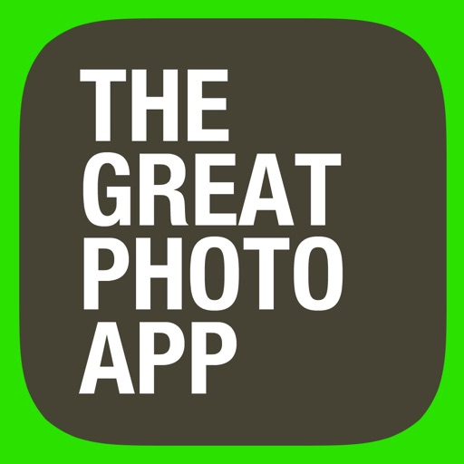 口袋摄影学院:The Great Photo App