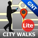 Gent Map and Walks icon