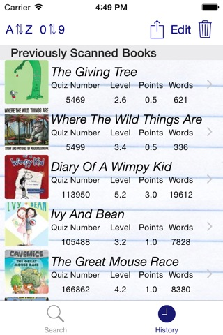 BookScanner App screenshot 4