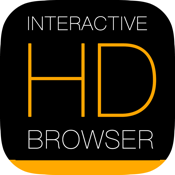 Interactive HD Browser icon