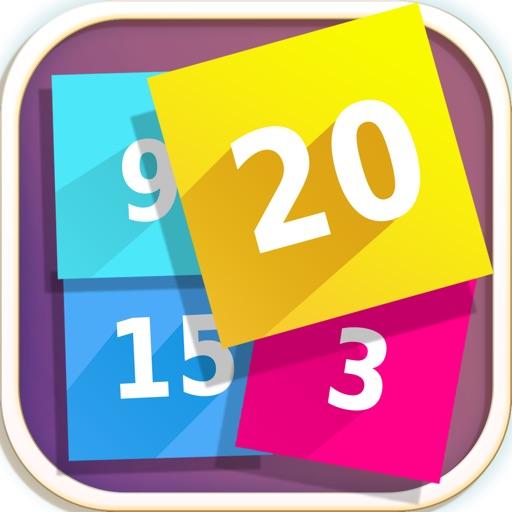 Twenty-can you get to 20? iOS App
