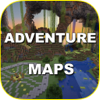 Adventure Maps  for Minecraft PE - Download Best Maps for Minecraft Pocket Edition