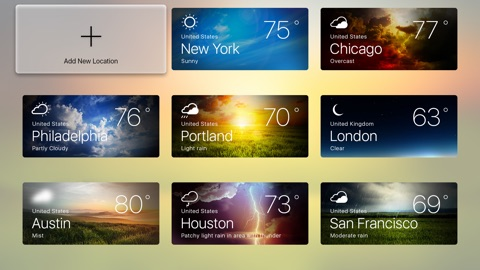 Screenshot #14 for Weather Live - Weather Forecast, Radar and Alerts