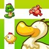寶寶認動物(1-3歲親子啟蒙教育)- 小黃鴨早教啟蒙系列