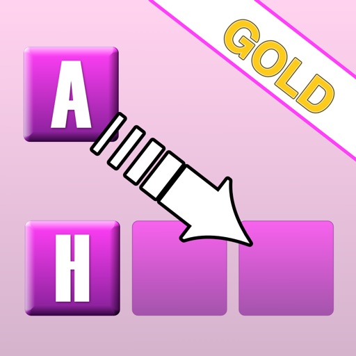 WORDMIX GOLD - PINK EDITION - Free