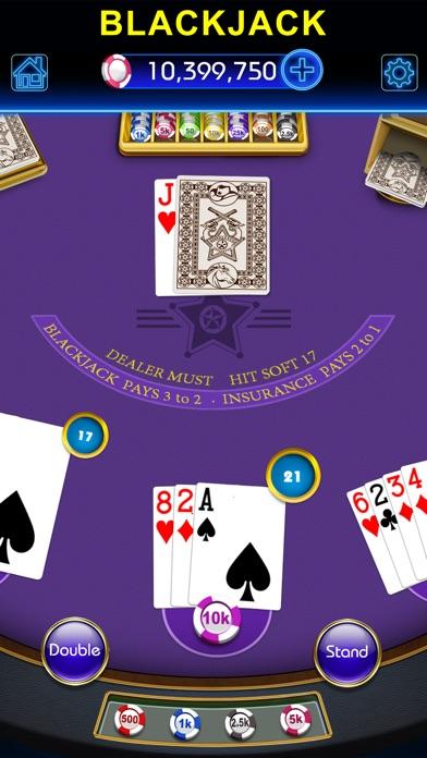 Online 21 casino style motortown casino