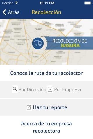 Mérida Móvil screenshot 4