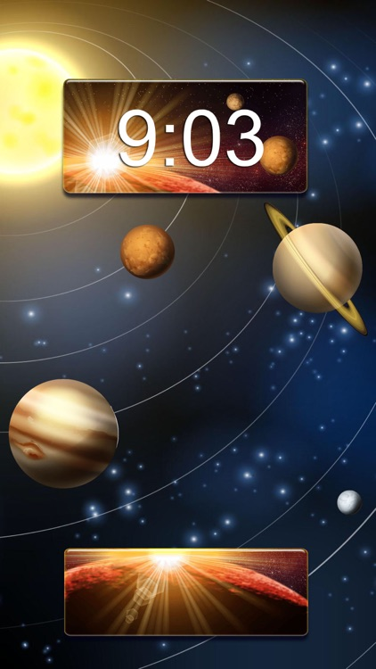 Space Wallpapers Maker – Custom Galaxy Background Themes