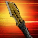 Army Knife King - The inmate bloody game - Free Edition