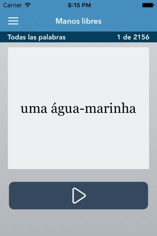 Spanish | Portuguese - AccelaStudy® screenshot 4
