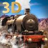 Vero treno simulatore di guida 3D - espresso ferroviario driver Parcheggio gioco di simulazione