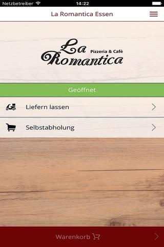 La Romantica Essen screenshot 1