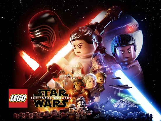 LEGO® Star Wars™: The Force Awakens iPad