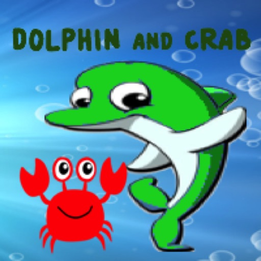 Dolphin And Crab iOS App