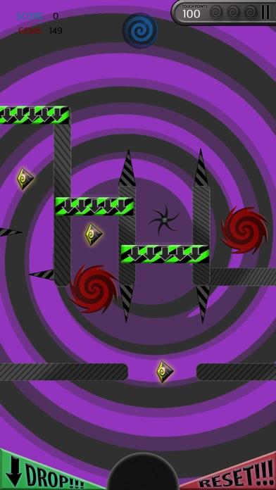 Spiro X - Draw To Escape Screenshot