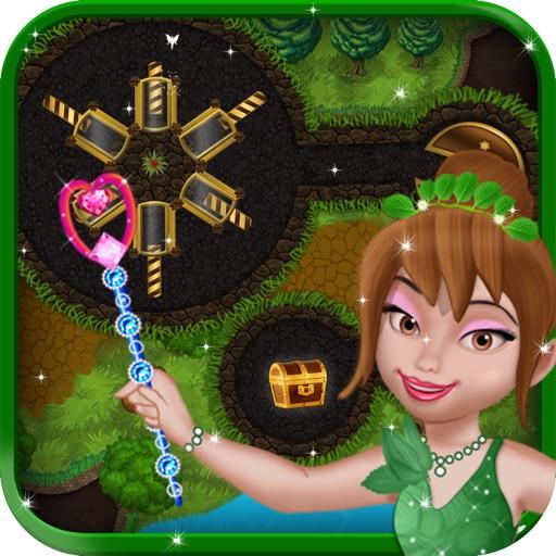 Fairy Maze Challenge iOS App