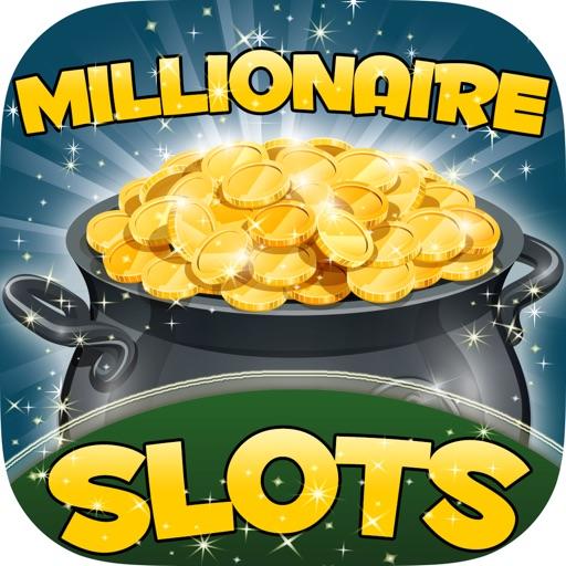 Aace Millionaire Slots - Roulette - Blackjack 21 iOS App