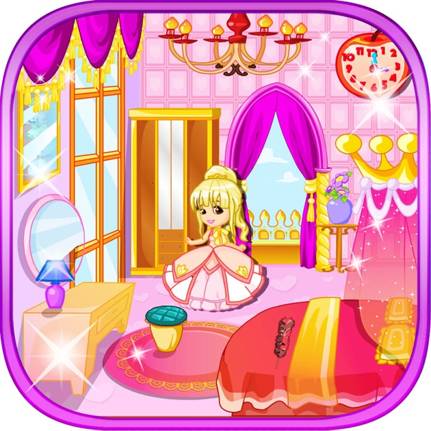 design my bedroom girl games on the app store