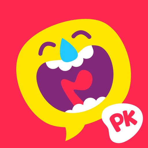 PlayKids Talk - Free Kids-Safe Chat and Messaging for children under 12 iOS App