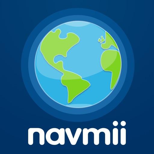 Navmii GPS Brazil: Navigation, Maps and Traffic (Navfree GPS)