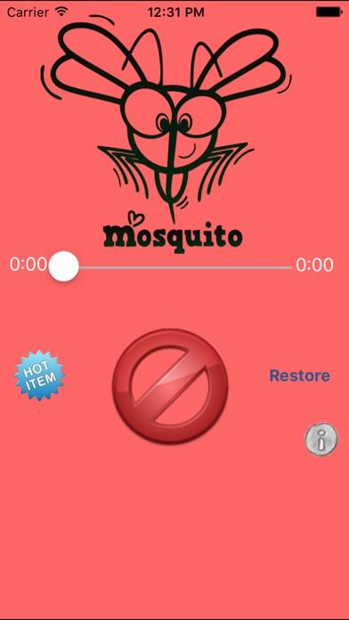 iMosquito sound Скриншоты3