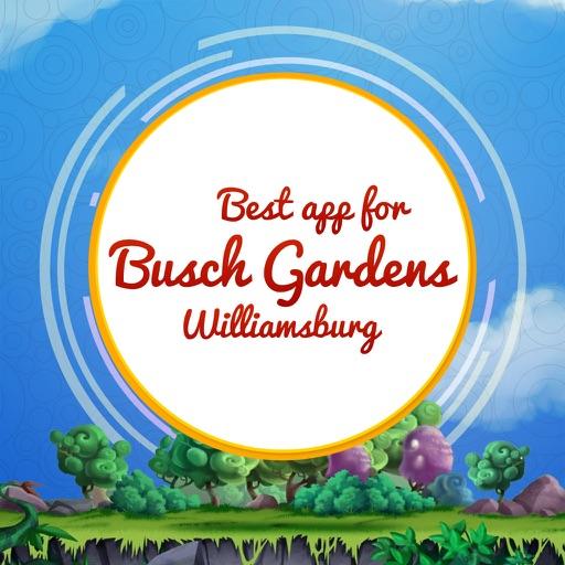 Great App For Busch Gardens Williamsburg By Gaali Naga Lakshmi