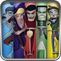 Monster Squad Racing FREE - Arcade Scooter Race Clash by Ben Burns icon