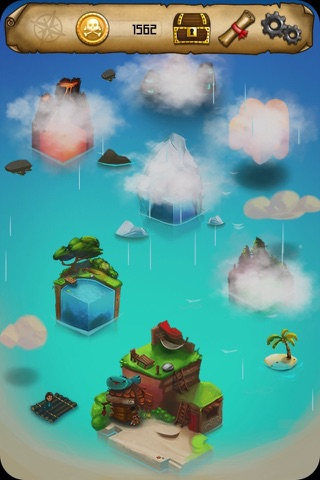 Rule with an Iron Fish: A Pirate Fishing RPG screenshot 2