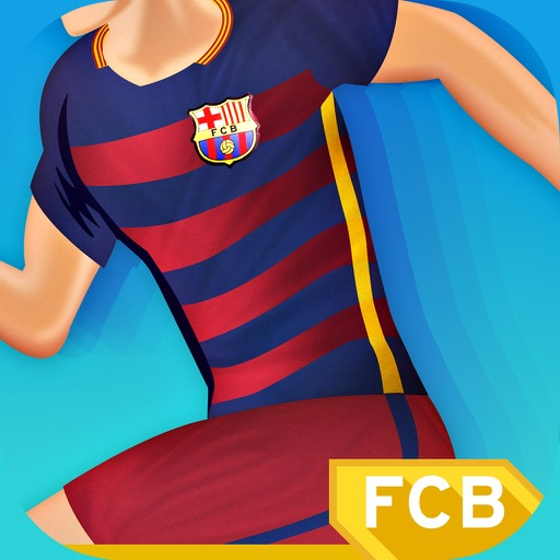 FC Barcelona Ultimate Rush – Official Barca Football Game