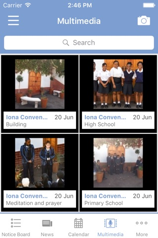 Iona Convent School screenshot 4