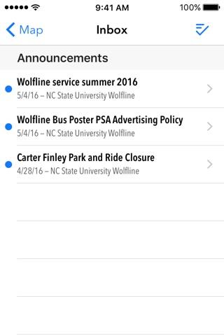 TransLoc Rider: Transit Tracking & Alerts screenshot 4