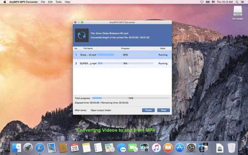 AnyMP4 MP4 Converter-Best Video Converter Screenshots