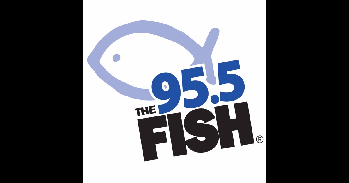 95 5 the fish on the app store for The fish 95 5