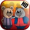 The Town Mouse & The Country Mouse HD