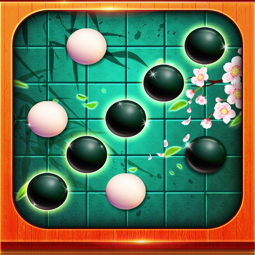 Gomoku-5 in a Row, A free multiplayer game