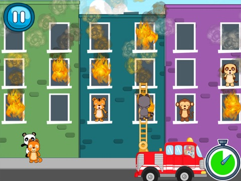Puppies Fire Patrol для iPad