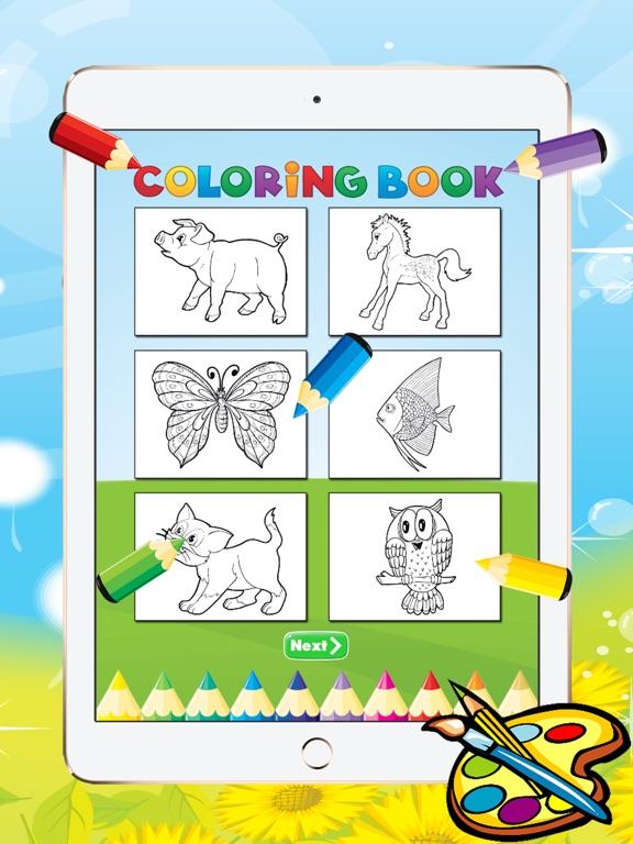 Ziemlich Kostenlose Farbspiele Für Kinder Ideen - Framing ...