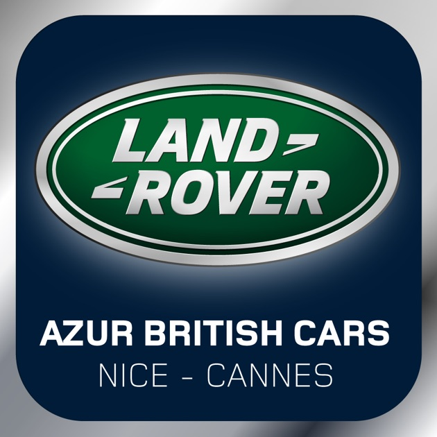land rover nice dans l app store. Black Bedroom Furniture Sets. Home Design Ideas
