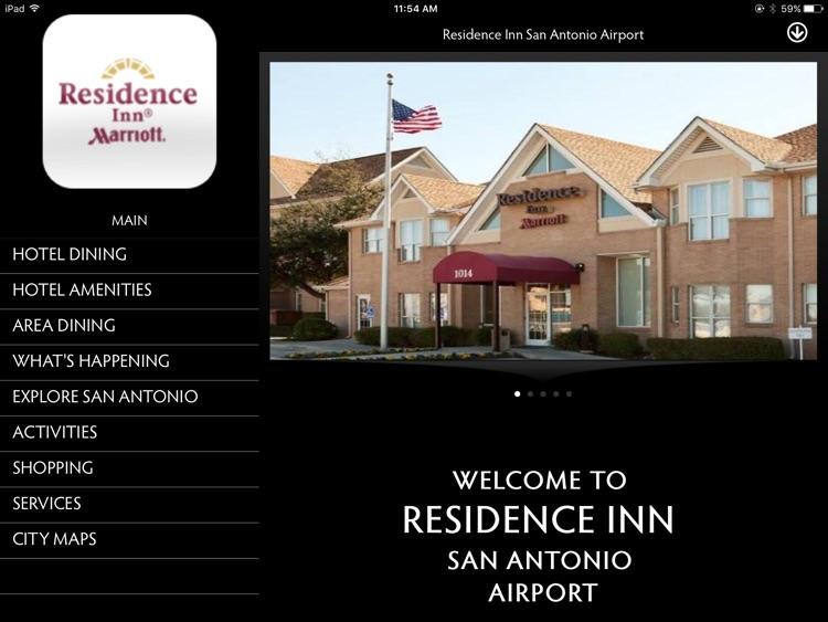 Residence Inn Market Square SA by Virtual Interactive Concierge ...