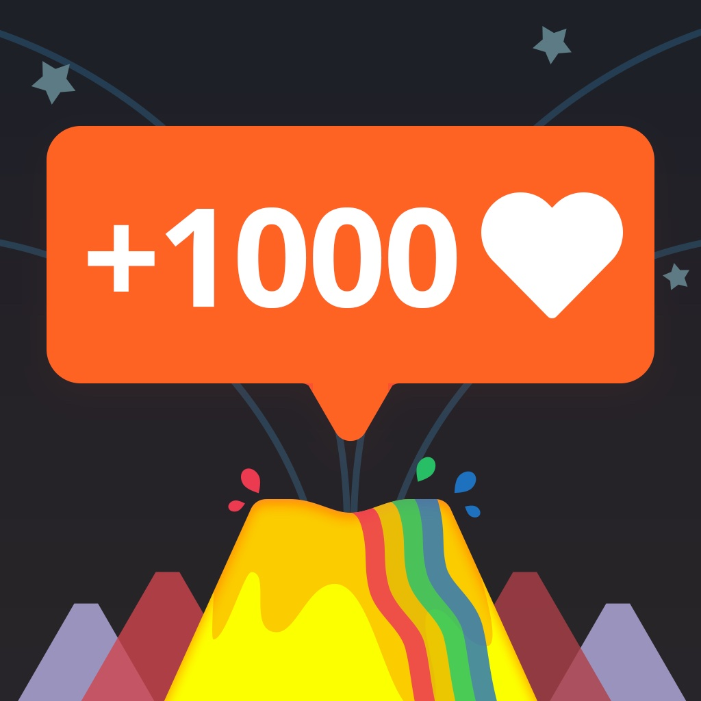 Get 1000 Likes & Followers for Instagram - Gain More Free Like, Follower and Video Views on Instgram