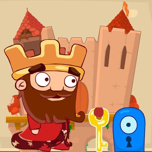 國王的冒險之旅-解放想像力找鑰匙