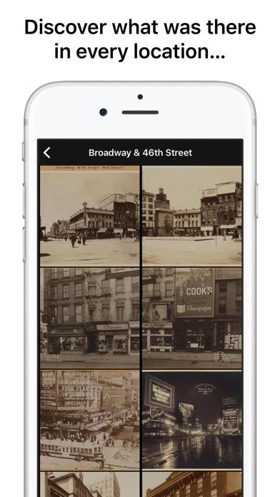 OldNYC – Explore historical New York City photos 앱스토어 스크린샷