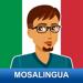 Apprendre l'italien rapidement avec MosaLingua : cours de conversation et vocabulaire