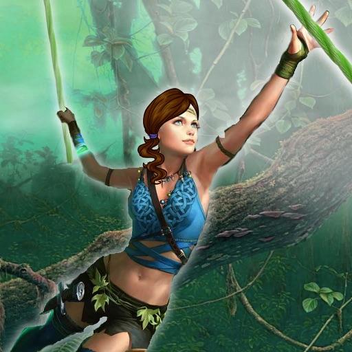 Amazing Rope Goddess - Victoria Fly Kingdom City iOS App