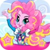 Dress-Up Pinkie Girl Game - Princess Pie My Little Pony Equestria Girls edition
