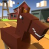 Blocky Horse Craft Simulator 3D