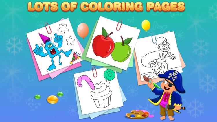 Draw Something Coloring Book by ADARI ATCHUTHAMBA