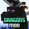 DRAGONS MOD FREE - Train Your Dragon for Minecraft Game PC Edition